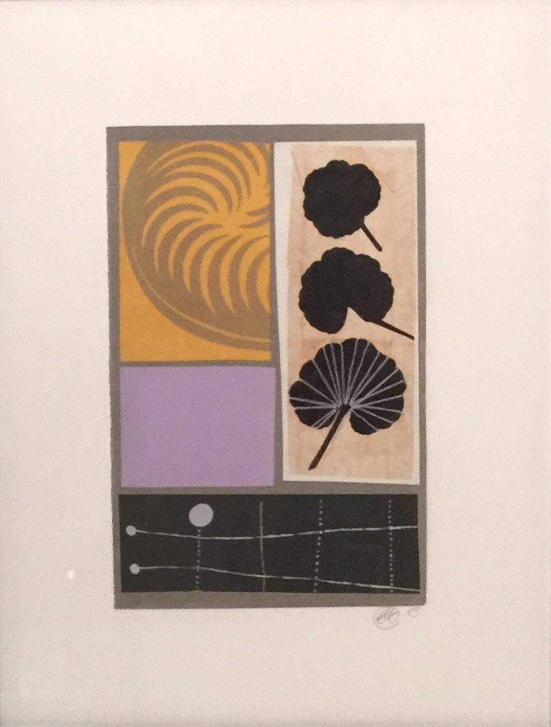 """""""Pelargonie"""" af Bente Kastberg"""